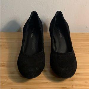 Jeffrey Campbell Black Work Heels Size 7.5